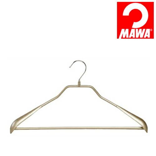 マワハンガー 滑らないハンガー ニューボディーフォーム スーツ用 ゴールド(代引き不可) P12Sep14
