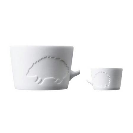 Mugtail 磁器製マグカップ ハリネズミ(代引き不可) P12Sep14