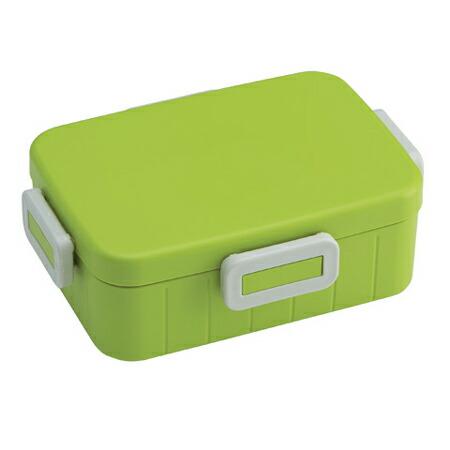 お弁当箱 4点ロックランチボックス 650ml グリーン(代引き不可) P12Sep14