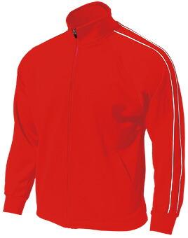パイピングトレーニングシャツ P-2000  レッド P12Sep14