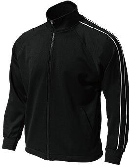 パイピングトレーニングシャツ P-2000  ブラック P12Sep14