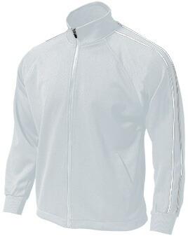 パイピングトレーニングシャツ P-2000  シルバーホワイト P12Sep14
