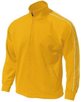 パイピングトレーニングシャツ P-2000  ゴールドオレンジ P12Sep14