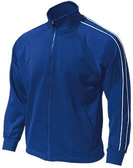パイピングトレーニングシャツ P-2000  ブルー P12Sep14