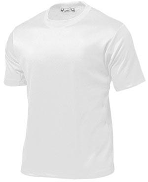 タフドライTシャツ P-110  ホワイト P12Sep14