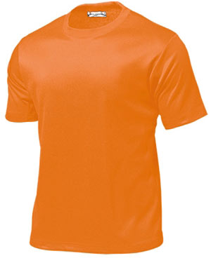 タフドライTシャツ P-110  オレンジ P12Sep14