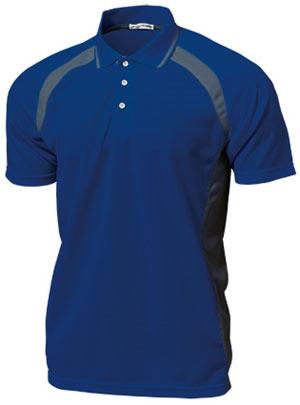 ベーシックテニスシャツ P-1710  ロイヤルブルー P12Sep14