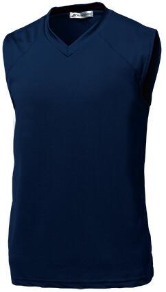ベーシックバスケシャツ P-1810  ネイビー P12Sep14