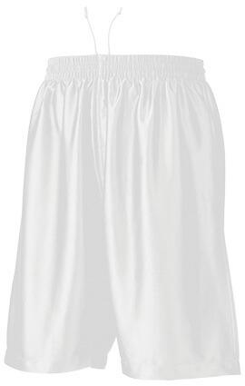 バスケパンツ P-8500  ホワイト P12Sep14