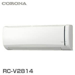 CORONA コロナ エアコン 冷房専用 10畳用 RC−V2814W ホワイト(代引き不可) P12Sep14