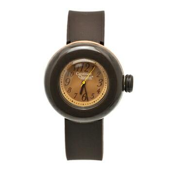 PIERRE HERME ピエール エルメ マカロン ウォッチ Carrement Chocolat キャレマン ショコラ レディース 腕時計 MAC-0141405 ブラウン P12Sep14