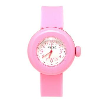 PIERRE HERME ピエール エルメ マカロン ウォッチ Ispahan イスパハン レディース 腕時計 MAI-0141417 ホワイトxピンク P12Sep14