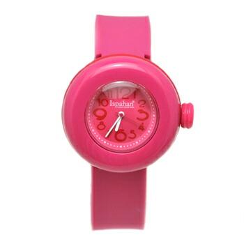 PIERRE HERME ピエール エルメ マカロン ウォッチ Ispahan イスパハン レディース 腕時計 MAI-0141419 ローズピンク P12Sep14