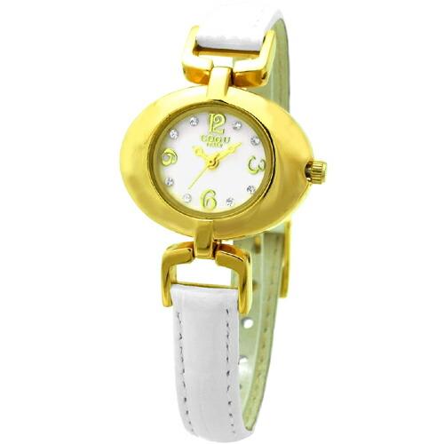 COGU コグ 腕時計 Ryo リョウ OVALシリーズ ゴールド RYO1112G-G2W レディースウォッチ P12Sep14