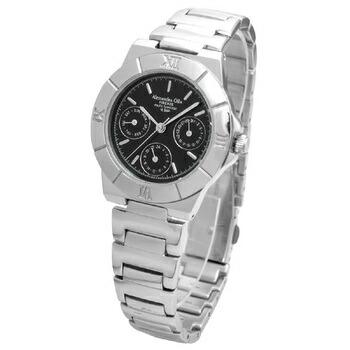 Alessandra Olla アレサンドラオーラ 腕時計 マルチファンクション レディースウォッチ AO-900-1 ブラック P12Sep14