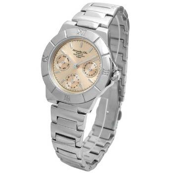 Alessandra Olla アレサンドラオーラ 腕時計 マルチファンクション レディースウォッチ AO-900-8 ピンクゴールド P12Sep14