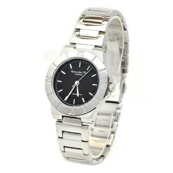 Alessandra Olla アレサンドラオーラ 腕時計 レディースウォッチ シンプルデザイン AO-920-1 ブラック P12Sep14