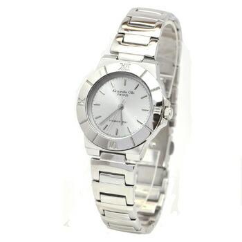 Alessandra Olla アレサンドラオーラ 腕時計 レディースウォッチ シンプルデザイン AO-920-2 シルバー P12Sep14
