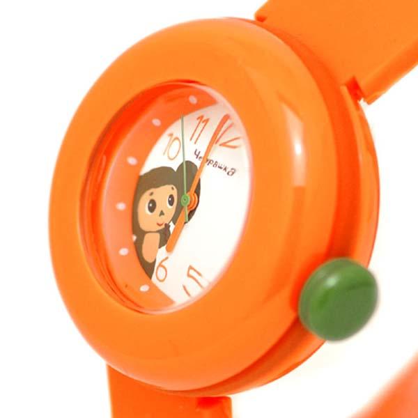 Cheburashka (チェブラーシカ) 腕時計 キャラクターウォッチ チェブラーシカのキーホルダー付き P12Sep14