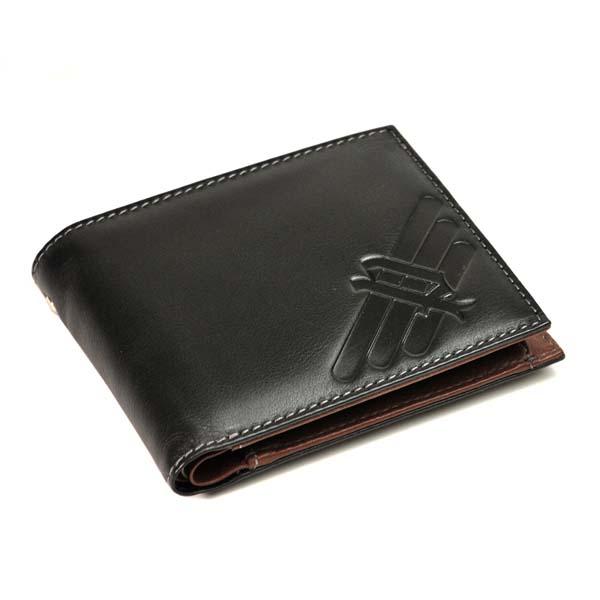 ポリス POLICE AXEL3 アクセル3 二つ折り財布 メンズ 紳士用 小銭入れ付き 本革 レザー PA-6701 P12Sep14