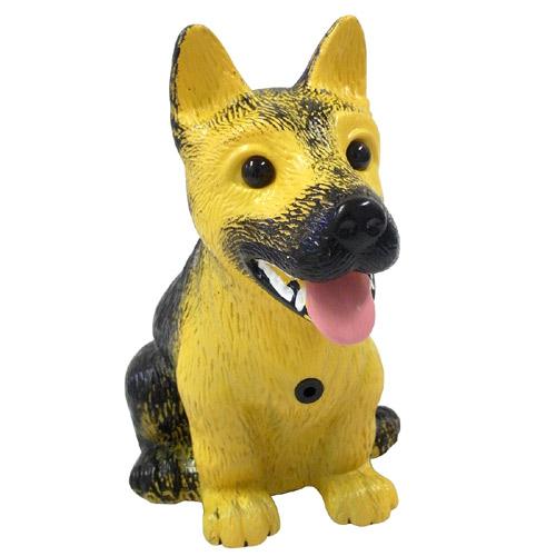 あなたのお家の番犬 おもしろインテリアグッズ ガードドッグ 番犬 シェパード P12Sep14