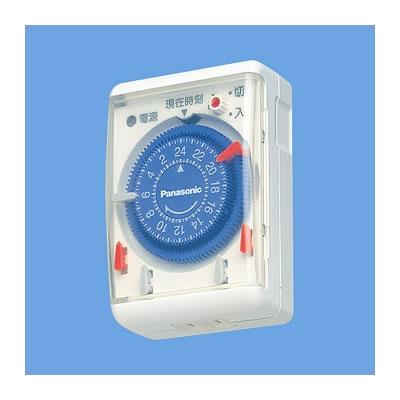 パナソニック電工 WH3301WP パナソニック電工 24時間くりかえしタイマー(ホワイト) WH3301WP P12Sep14