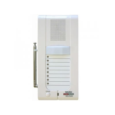 REVEX(リーベックス) REV500 REVEX(リーベックス) 8チャンネル受信チャイム&サイレン REV500 P12Sep14