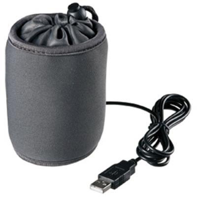 サンワサプライ USB-TOY54GY サンワサプライ USBペットボトルウォーマー(グレー) USB-TOY54GY P12Sep14
