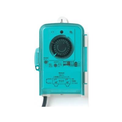 パナソニック電工 TBC171 パナソニック電工 24時間タイムスイッチ(電源コード付・コンセント付) TBC171 P12Sep14