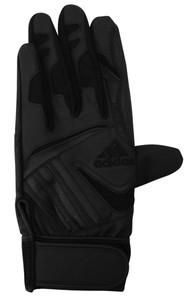 adidas(アディダス) DO246 バッティンググローブ Basic Z52030 ブレイズピンク×メタリックシルバー 左手用(22〜23cm) P12Sep14