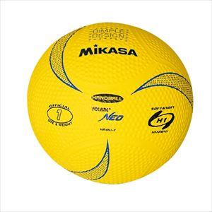 ミカサ(mikasa) HRVN1-Y ソフトハンドボール 1号軽量 140g P12Sep14