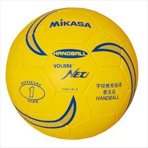 ミカサ(mikasa) HVN110S-B ソフトハンドボール1号軽量 150g P12Sep14