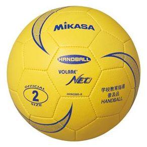 ミカサ(mikasa) HVN220S-B ソフトハンドボール2号 軽量 180g P12Sep14