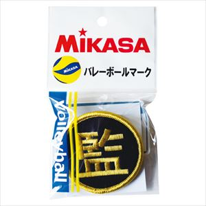 ミカサ(mikasa) KMGK バレーボール監督マーク P12Sep14