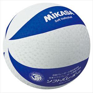 ミカサ(mikasa) MS-F78-WBL ソフトバレーボール 円周78cm P12Sep14