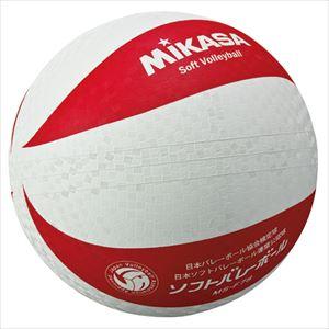 ミカサ(mikasa) MS-F78-WR ソフトバレーボール 円周78cm P12Sep14