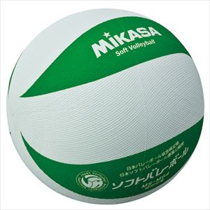 ミカサ(mikasa) MS-M64-WG ソフトバレーボール 円周64cm 低学年用 P12Sep14