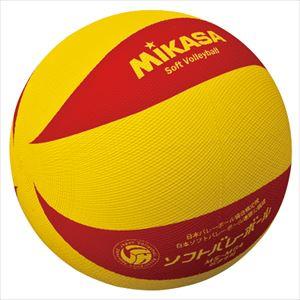 ミカサ(mikasa) MS-M64-YR ソフトバレーボール 円周64cm 低学年用 P12Sep14