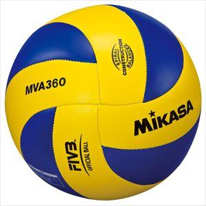ミカサ(mikasa) MVA360 バレーボール5号 レジャー用 P12Sep14