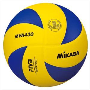 ミカサ(mikasa) MVA430 バレーボール 練習球4号 P12Sep14