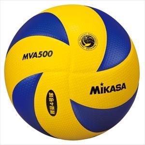 ミカサ(mikasa) MVA500 小学生バレーボール 検定球4号軽量 P12Sep14