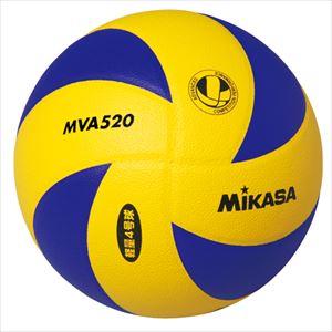 ミカサ(mikasa) MVA520 小学生バレーボール 練習球4号軽量 P12Sep14