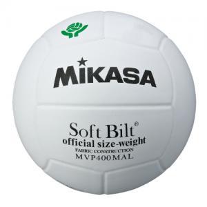ミカサ(mikasa) MVP400MAL バレーボール 検定球4号 白 ママさんバレー P12Sep14