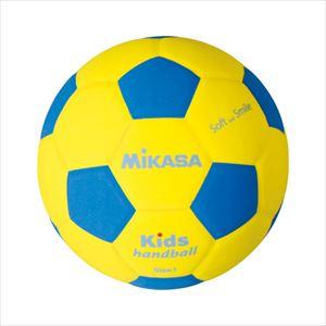 ミカサ(mikasa) SH1-YBL スマイルハンドボール1号 150g P12Sep14