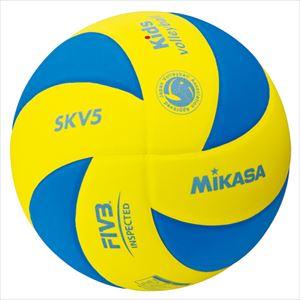 ミカサ(mikasa) SKV5 FIVB公認スマイルバレー5号 P12Sep14