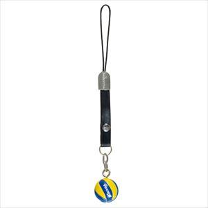 ミカサ(mikasa) STVAS 携帯ストラップ バレーボール P12Sep14