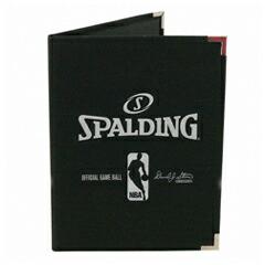 SPALDING スポルティング NBA ノートブック ホルダー 515000CN P12Sep14