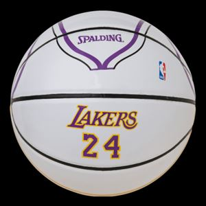 SPALDING スポルティング ジャージーボール(コービー) バスケットボール 70-124Z P12Sep14