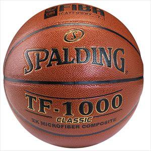 SPALDING スポルティング クラシック TF-1000 バスケットボール 74-783Z P12Sep14