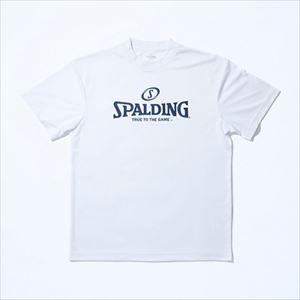 SPALDING スポルティング ロゴTシャツ SMT120010 P12Sep14